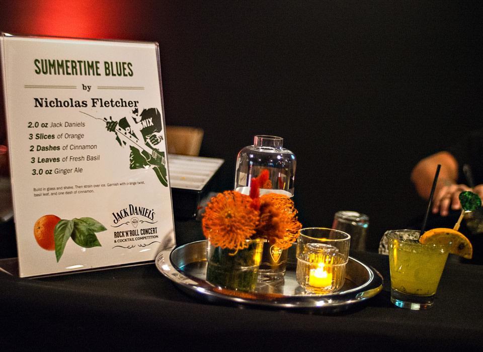 Jack Daniels Cocktail Competition