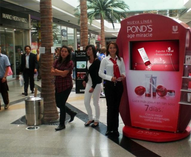 Ponds Point of Sale