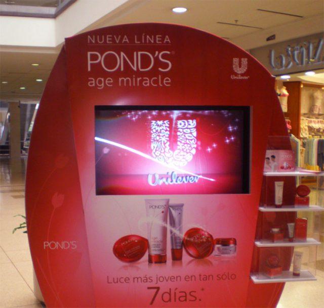Ponds Campaign