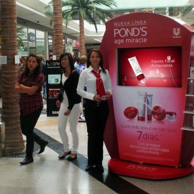 Ponds POS Campaign