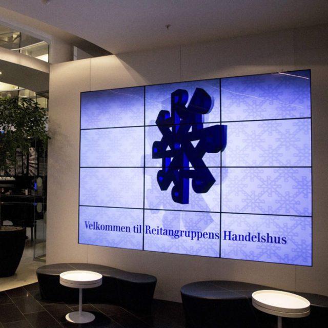 Reitan Group Lobby