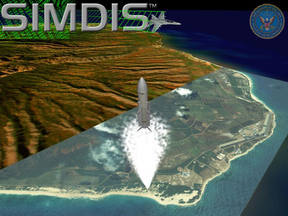 SIMDIS 3D