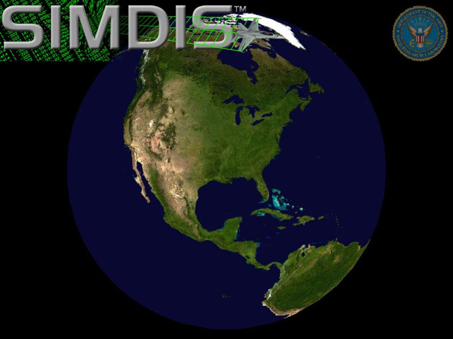 3D Military Simulation