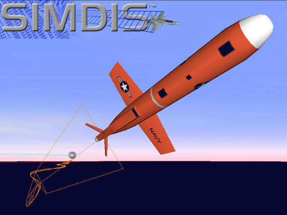 3D SIMDIS