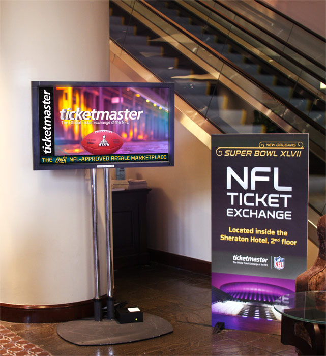 NFL Ticket Exchange