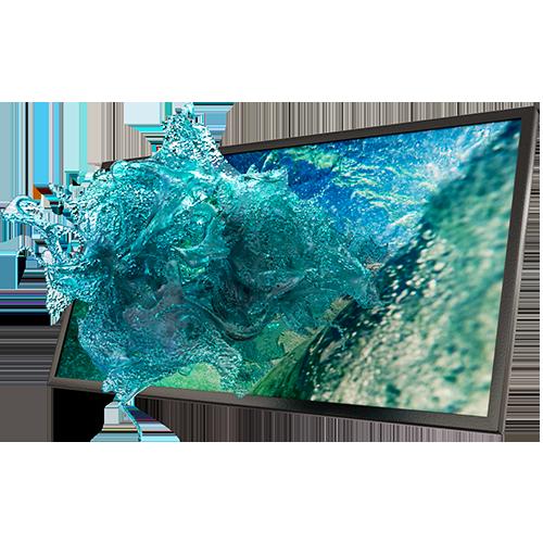 """100"""" landscape pro display"""