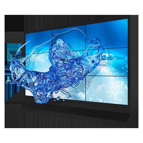 3D Video Walls